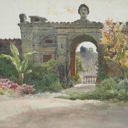 Il Ninfeo di palazzo Sacchetti a via Giulia