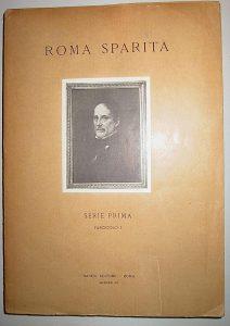Roma Sparita (dai quadri di Ettore Roesler Franz) 2