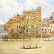 Il palazzo di Bindo Altoviti presso il Ponte S. Angelo