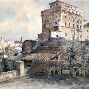 La Torre di Paolo III sul Colle Capitolino