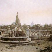 La fontana Clementina al Porto di Ripetta