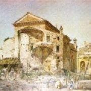 Abside della chiesa del Salvatore presso il Ponte Rotto