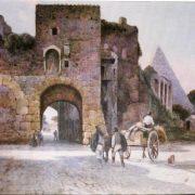 La Porta San Paolo o Ostiense