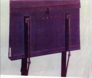 Cartella portacquarelli di Ettore Roesler Franz