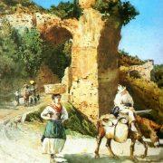 Il Ponte degli Arci a Tivoli