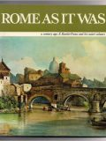 Rome as it was