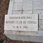 Ingrandimento restauro Rotary Tivoli2