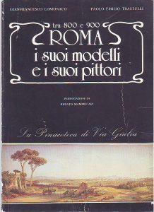 Roma i suoi modelli e i suoi pittori
