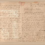 Testo B lettera Cordero