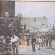 L'alba dopo la festa di S.Giovanni a Roma, 1879
