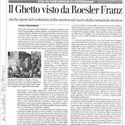 """Articolo de """"Il Giornale"""" del 2/4/2003"""